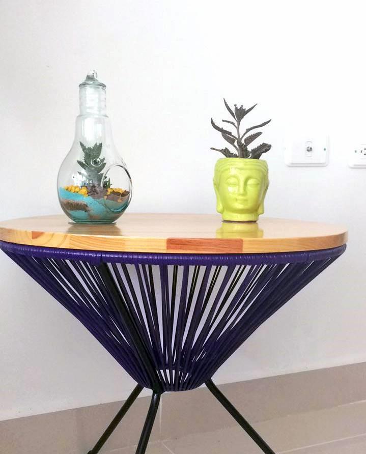 mesa-conica-madera