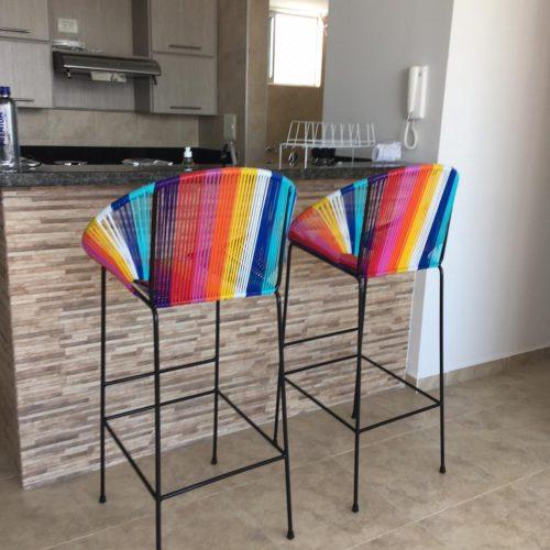 silla-flor-barra